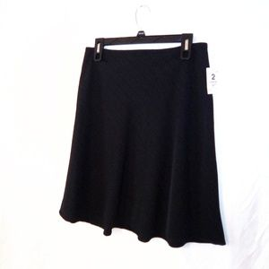 My Michelle Knit A-Line Skirt